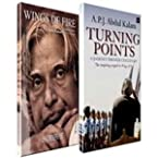 Wings Of Fire And Turning Points Set Of 2 Books