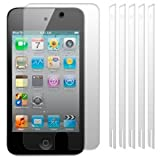 iPod Touch 4 4G 4th Generation Screen Protectors 6-in-1 Pack Keep Talking iPod Touch 4G Accessories: Cases, Covers and Skinsby The Keep Talking Shop