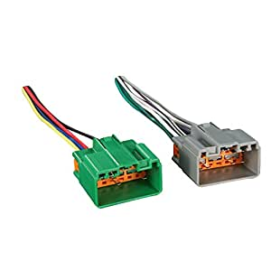 metra 70 9221 radio wiring harness for volvo 99 06 ca electronics
