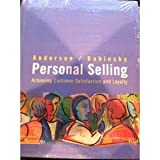 img - for Personal Selling: Achieving Customer Satisfaction And Loyalty: Text with Real Deal UpGrade CD book / textbook / text book