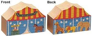NameTrain Circus Tent - Made in USA