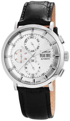 Engelhardt Men's Automatic Watch 7 388222529007 with Leather Strap