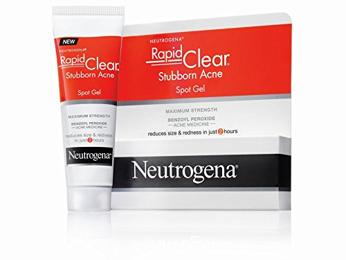 Neutrogena Rapid Clear Stubborn Acne Spo