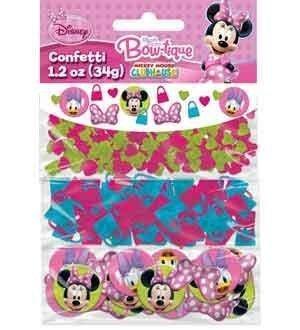 Minnie Value Confetti [4 Retail Unit(s) Pack] - 366597