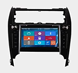 See Crusade Car DVD Player for Toyota Camry European American 2012- Support 3g,1080p,iphone 6s/5s,external Mic,usb/sd/gps/fm/am Radio 8 Inch Hd Touch Screen Stereo Navigation System+ Reverse Car Rear Camara + Free Map Details