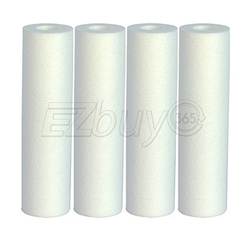 1M-4PK 1-Micron Sediment Water Filter Cartridge, 4-Pack (3m Water Filter Cartridge compare prices)