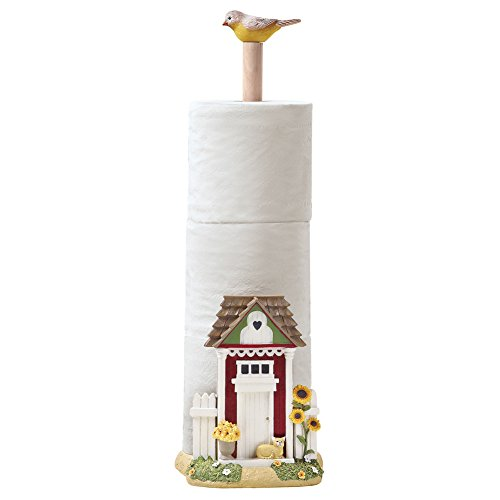 Country Outhouse Toilet Paper Holder