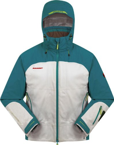 Mammut Nirvana Ultimate Hybrid Women's Jacket white/coast M