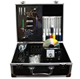 Super Tattoo Ink Kit Complete with Case