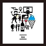 ice/レヴ(初回生産限定盤L)(DVD付)