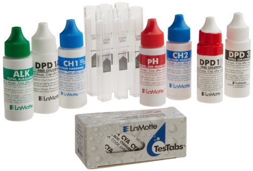 Lamotte R-2056 Color-Q Pro 7 Test Reagent Refill Kit