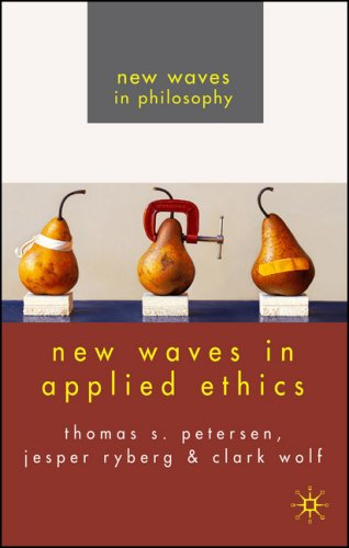 New Waves in Applied Ethics (New Waves in Philosophy)