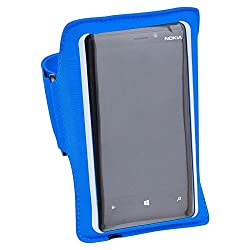 Kalenji Smartphone Armband (Blue)