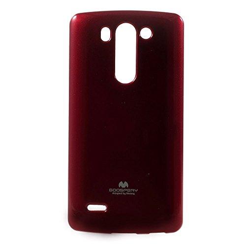 LG G3 mini MERCURY Glittery Powder Jelly TPU Case for LG G3 S D722 D725?+1 Flim (Lg G3 S D722 Case compare prices)