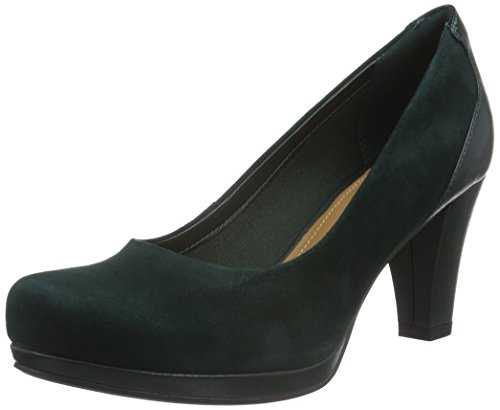 clarks-womens-chorus-chic-closed-toe-pumps-green-dark-green-suede-75-uk