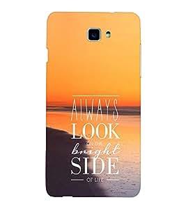 EPICCASE Bright side Mobile Back Case Cover For Coolpad Dazen 1 (Designer Case)