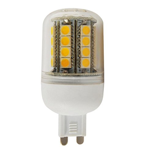 High Power 4W G9 Led Light 5050 Smd Ultra Bright Lamp Bulb Warm White 200-260V