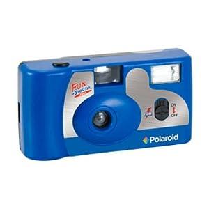 Polaroid Single Use Disposable Flash Camera (2 Pack)