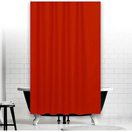 duschvorhang tenda da doccia 120 x 200 cm ganci. Black Bedroom Furniture Sets. Home Design Ideas