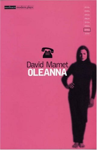 Image for 'Oleanna' (Modern Classics)