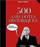 img - for 500 Citations Historiques pour Enfin Retenir l'Histoire book / textbook / text book