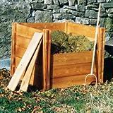 FSC 'Classic' Single Wooden Compost Bin