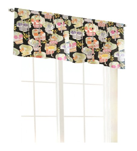 Room Magic Window Valance, Day of the Diva