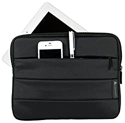 Luvvitt ® MASTER Sleeve - Ballistic Zip Bag for iPad 4 / iPad 3 / iPad 2