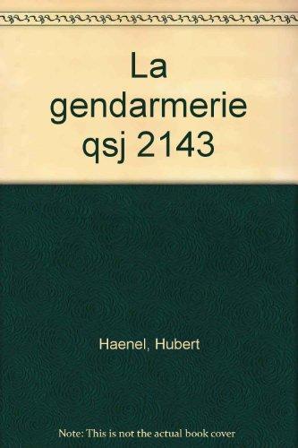 La Gendarmerie PDF