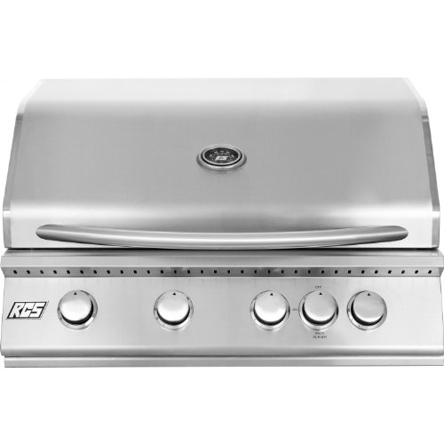 Rcs Premier Series 32 Inch Built-in Natural Gas Grill - Rjc32a