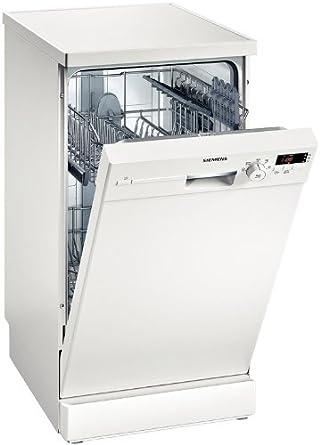 Siemens SR25E231EU lave-vaisselle - laves-vaisselles (Autonome, A, A+, Blanc, LCD, A)