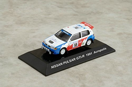 1-64-japan-cms-rally-car-collection-ss14-nissan-pulsar-gti-r-no-18-acropolis-1991-die-cast-figure-re