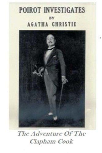 Agatha Christie - The Adventure of the Clapham Cook (Caple Books Classic Short Stories)