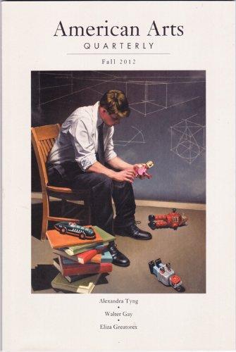 American Arts Quarterly, Fall 2012, Cooper, James F. (editor)