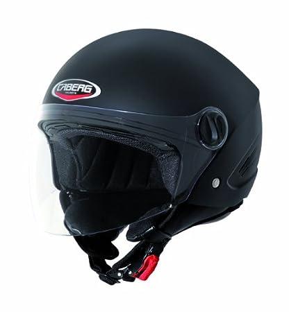 Nouveau casque de moto Caberg Axel Matt Black