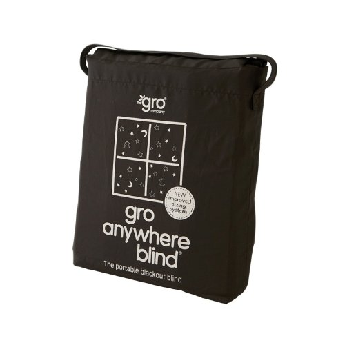 Gro Anywhere Blackout Blind New Version Efa006 By The Gro Company