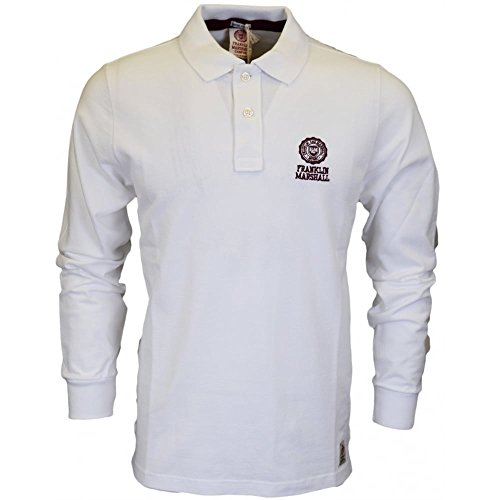 Franklin & Marshall -  Polo  - Uomo White XX-Large
