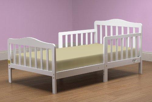 Orbelle 3 6T Toddler Bed White