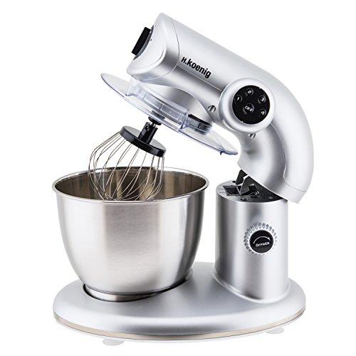 H koenig km80 robot de cocina multifunci n batidora - Robot de cocina lidl opiniones ...