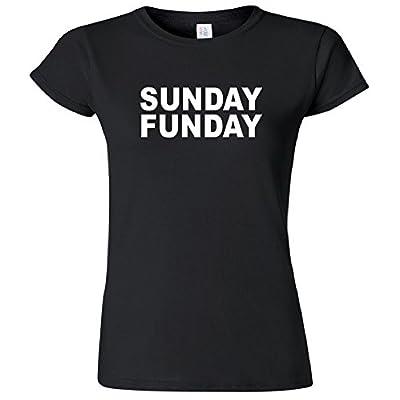 Sunday Funday Women's Junior T-Shirt