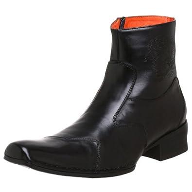 robert wayne s kravitz boot black 10 m shoes