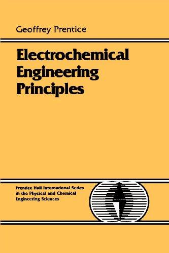 Electrochemical Engineering Principles