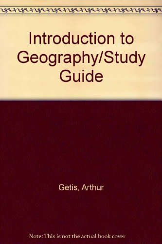 Introduction to Geography/Study Guide