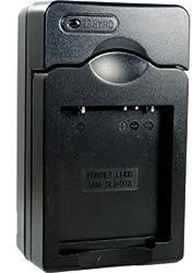 Panasonic S005E, S007E, S008E Battery Charger - Premium Quality I-Discovery Compact Battery Charger