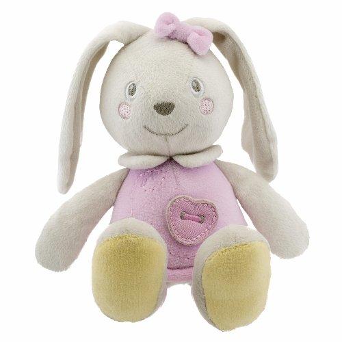 Chicco 22911 Gioco Pupazzo Soft Color, Rosa