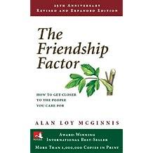 The Friendship Factor price comparison at Flipkart, Amazon, Crossword, Uread, Bookadda, Landmark, Homeshop18