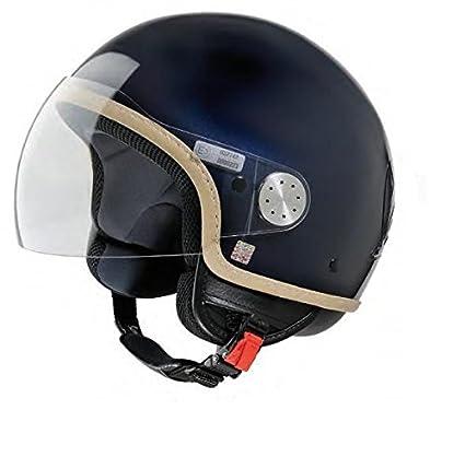 Vespa 2.0 casque jet à visière