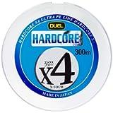 デュエル ハードコア X4 10×5色マーキングシステム 300m