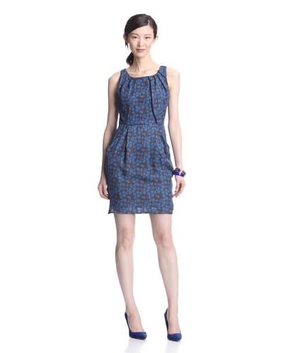 Eva Franco Women's Pamela Rose Print Dress