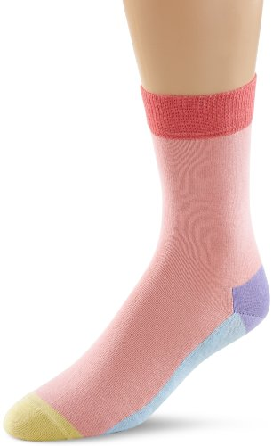 Happy Socks Unisex - Erwachsene Socken FI01, Gr. 36-40, Mehrfarbig (032)